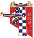 2005 Official Chairman's Choice Pin