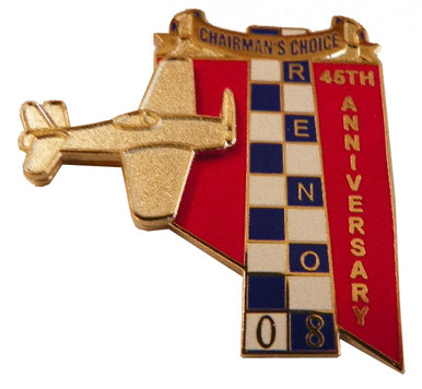 2008 Official Chairman's Choice Pin