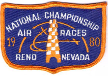 1980 Official Patch
