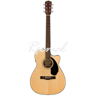 Fender Semi Acoustic Guitar CC-60SCE - NAT