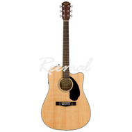 Fender Semi Acoustic Guitar CD60SCE NAT