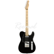 Fender Electric Guitar Player Series Telecaster Maple BLK