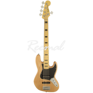 Fender Squier Bass Guitar Vintage Modified Jazz Bass V NAT