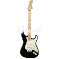 Fender Electric Guitar Mexican Player Series Stratocaster Maple BLK