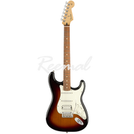 Fender Electric Guitar Mexican Player Series Stratocaster HSS Pau Ferro 3TSB