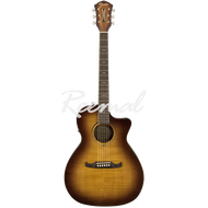 Fender Acoustic Guitar Auditorium FA345CE TEA BST