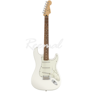 Fender Electric Guitar Mexican Player Series Stratocaster Pau Ferro PWT