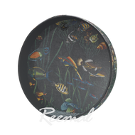 Remo Ocean Drum Standard Fish Graphic ET021610