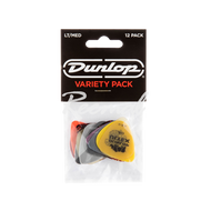 Dunlop Celluloid Pick Variety (12) Pack PVP101