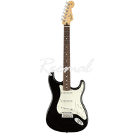 Fender Electric Guitar Mexican Player Stratocaster Pau Ferro Fingerboard Black