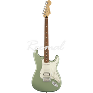 Fender Electric Guitar Mexican Player Series Stratocaster HSS Pau Ferro SGM