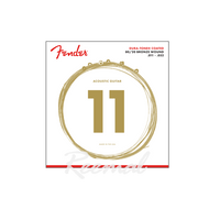 Fender 80/20 Bronze Acoustic Strings 11/52 880CL