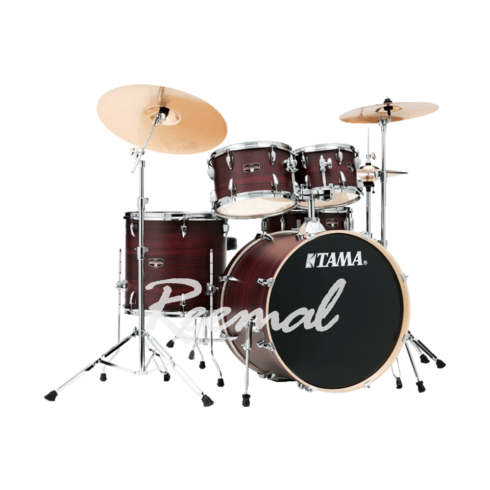 tama imperial star 6 piece drum kit ie52kh6w bww reemal investrade company. Black Bedroom Furniture Sets. Home Design Ideas
