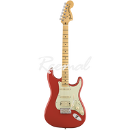 Fender Electric Guitar American Special Stratocaster HSS Maple Fingerboard FRD