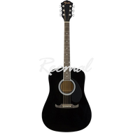 Fender Acoustic Guitar Dreadnought FA125 BLK