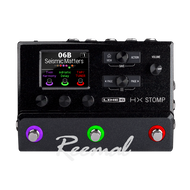 Line6 HX Stomp Compact Professional Guitar Processor