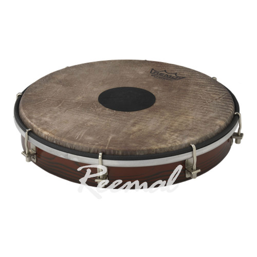 Remo Tablatone Frame Drum Tunable Skyndeep P3 Drum Head 12""