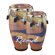 Remo Jimmie Morales Conga Set Signature Series