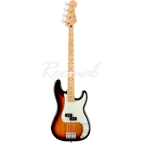 Fender Mexican Guitar Player Precision Bass Maple 3TSB