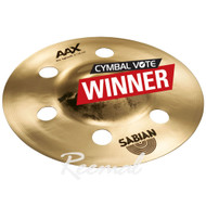 "Sabian Cymbal AAX Air Splash Bronze 8"" 20805XAB"