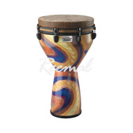 "Remo Djembe Key Tuned 14"" Serpentine"