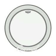 Remo Bass Powerstroke 3 Clear 22""