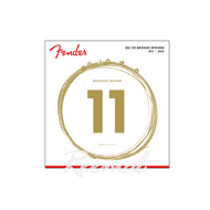 Fender Acoustic Guitar strings 80/20 Coated 11 50 70CL
