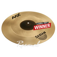 "Sabian Cymbal AAX Frequency Crash 18"" 218XFC"