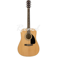 Fender Acoustic Guitar Dreadnought Series Pack FA115 NAT