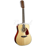 Fender Semi Acoustic 12 String CD-160-SE - NAT