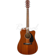 Fender Semi Acoustic Guitar CD60SCE MAH