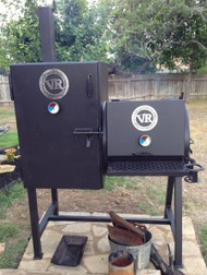 V&R Model Backyard Smoker