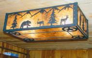 Ceiling Mount Scene Light