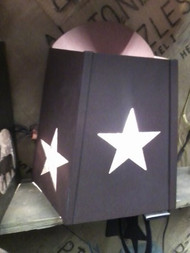 Star Wall Mount Sconce