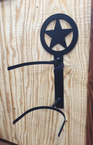 Texas Star Hat Rack
