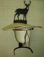 Bucking Bronco Hat Rack