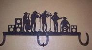 Country Band Coat / Hat Rack