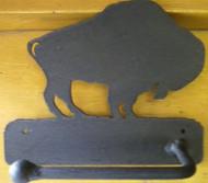 Buffalo Toilet Paper Holder