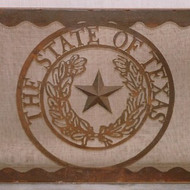 State of Texas Fire Screen
