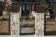 Small Simple Yard Gate