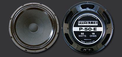 Fryette P50E speaker