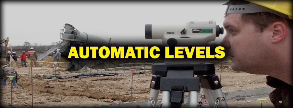 Automatic Levels