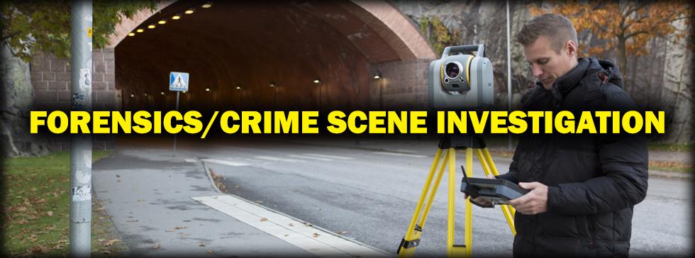 Forensics & Crime Scene Investigation