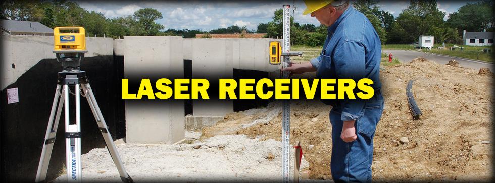Laser Receivers
