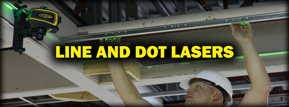 Line & Dot Lasers