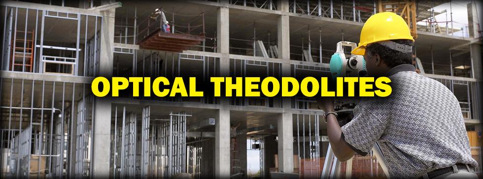 Optical Theodolites