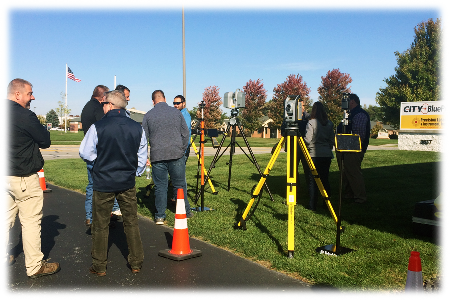 Toledo Open House 2019 Total Stations