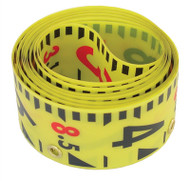 LaserLine 10 foot (tenths) Replacement Tape