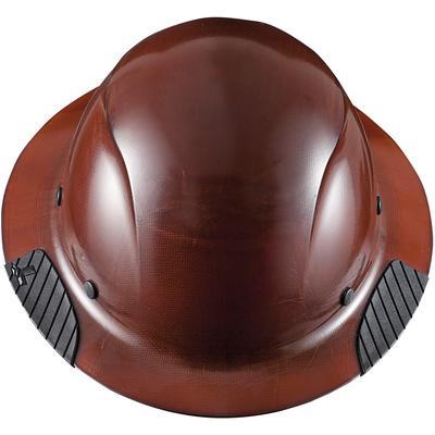 Natural | Lift Dax Fiber Resin Full Brim Hard Hat | HDF-15NG | Precision Laser & Instrument