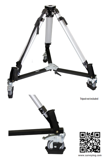 Seco Aluminum Tripod Dolly (5610-15)
